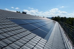 29.7 kWp Indach Basel